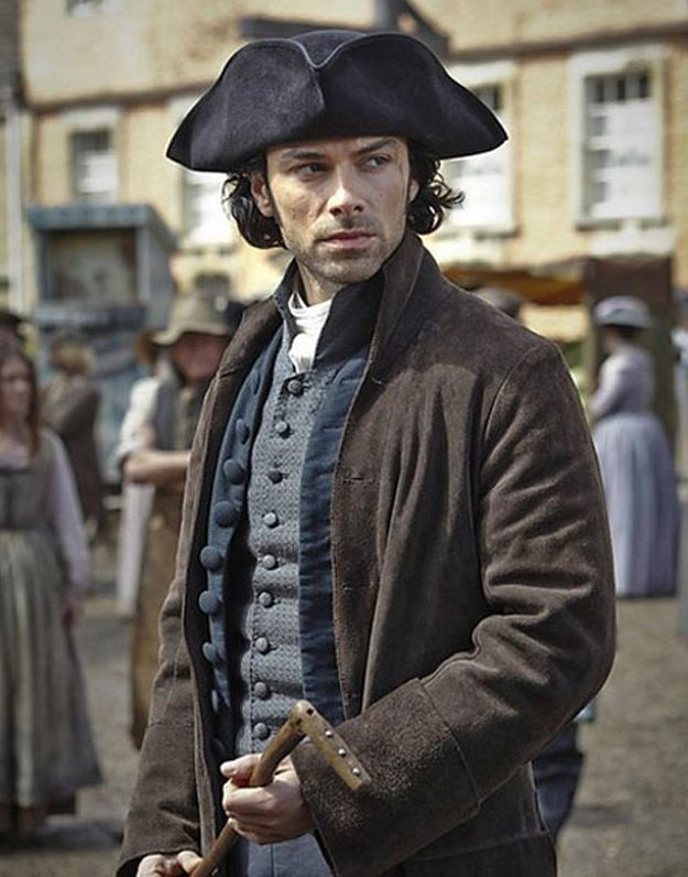 Could Poldark himself Aidan Turner be heading to Weatherfield?